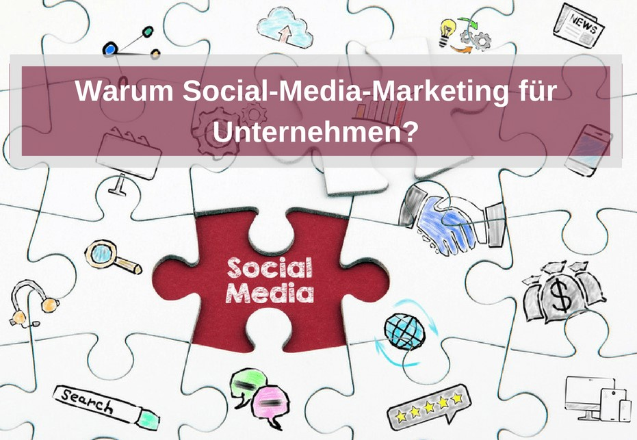 Social-Media-Marketing für Unternehmen