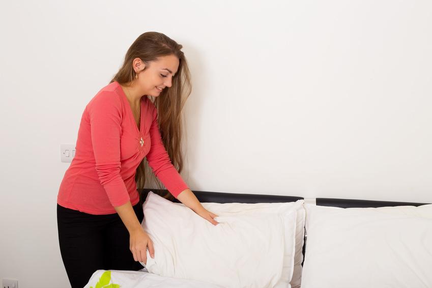 Glücklich sein: Wer morgens sein Bett macht