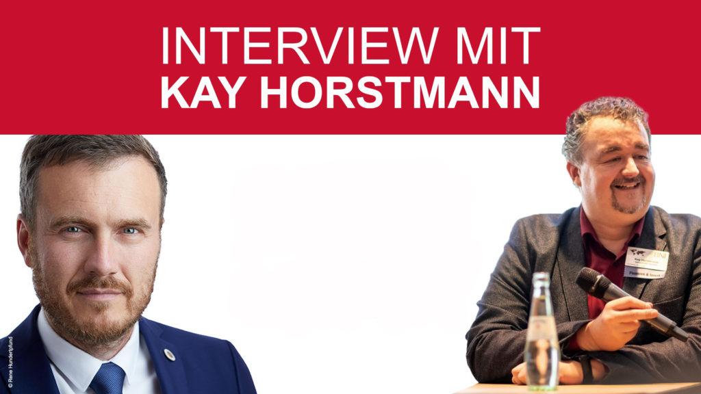 Michael Mayer und Kay Horstmann